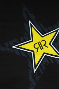 New Rockstar Energy T Shirt Brand W Tags XLarge Motocross Logo Fox Racing