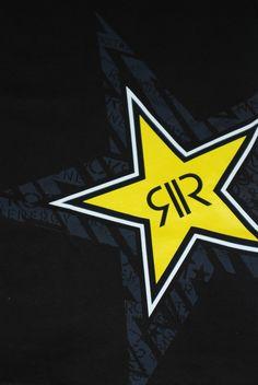 Rockstar Energy Drink Logo Wallpaper