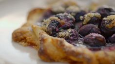 James Martin Blueberry galette recipe on James Martin: Home Comforts