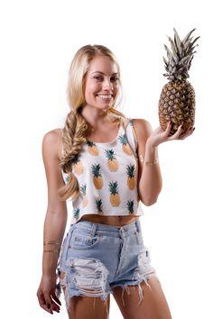 Pineapple Crop Tank