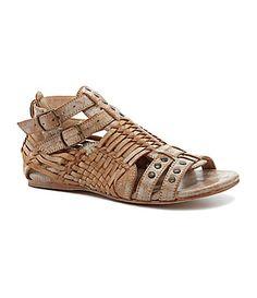 Bed Stu Claire Gladiator Sandals #Dillards