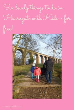 Six lovely things to do in #Harrogate with kids for free (or very cheaply)