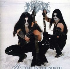 Immortal Battles In the North Vinyl LP Immortal, from the Norwegian town Bergen, have established themselves as one of the most important black metal bands Black Metal, Mundo Musical, Memes Arte, Kerry King, Worst Album Covers, Bad Album, Classic Video, Metal Albums, Power Metal