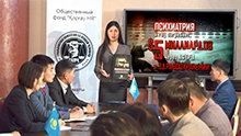 CCHR GAINS AUTHORITY TO INSPECT KAZAKH PSYCHIATRIC HOSPITALS    Read on the @CCHR site... http://qoo.ly/fnjar    After doggedly exposing psychiatric brutality in Kazakhstan, Aliya Abdinova was invited to join its National Preventative Mechanism Committee.  A graduate of the Kazakh Institute of Law and International Relations, Aliya Abdinova says her life goal is to restore justice to her nation. Her vehicle is the Citizens Commission on Human Rights.    Abdinova joined CCHR Kazakhstan staff…