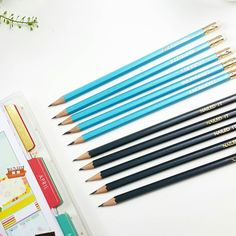 I was sent these fab pencils by the @eastlondonpencilco  Really lovely quality and you can get them in a variety of prints and colours.   I absolutely LOVE the sweary ones they're just brilliant.  Definitely go check out their IG where you will find a link to their etsy store!  . . . . . . . . . . . . #thatsdarling #myunicornlife #petitejoys #theeverygirl #theinstagramlab #livecolorfully #flashesofdelight #nothingisordinary #abmlifeiscolorful #darlingmovement #darlingweekend #thehappynow…