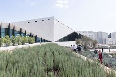 DESIGNBOOM: the palestinian museum releases program for 2017 and 2018 http://www.davincilifestyle.com/designboom-the-palestinian-museum-releases-program-for-2017-and-2018/     the palestinian museum has announced its program for 2017 and 2018, comprising five major exhibitions, the launch of its online platform, the start of its digital archive, and a range of educational workshops, research projects, and conferences. designed by heneghan peng architects, the building opene