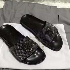 Versace Shoes - Versace slides