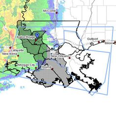 Asevere thunderstorm watch is in effect until 6 a.m. Saturday (Jan. 9) forBaton Rouge and the River Parishes, as a strong cold front moves through the area, according to the Slidell office of the National Weather Service. According to the...