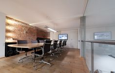 Want brick walls in your office space? You can have them at Studio Park and Canal Studios! Visit www.modernrecycledspaces.com for more info.