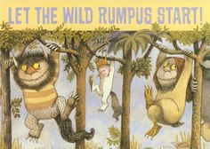 Where The Wild Things Are<3 My daddy used to read this book to me and my brother every night when were little(: