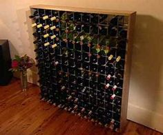 Build It Yourself: Wine Rack