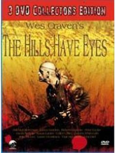 The Hills Have Eyes 1-3 - Box DVD