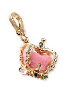 Juicy Couture Crown Charm