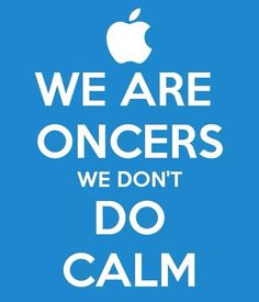 We Are Oncers