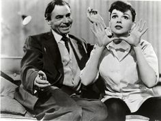 Judy Garland and James Mason, A Star Is Born