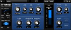 TDR Kotelnikov - Free mastering compressor from Tokyo Dawn Records — Heavyweight Bass