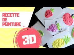 Vous devez absolument essayer notre super recette de peinture 3D avec les enfants ! Kids Christmas, Natural, Arts And Crafts, Playing Cards, Inspirer, Relief, Art Work, Stage, Sustainability Kids