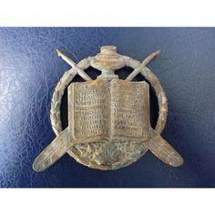 Odznak pro hasičského hospodáře 1879