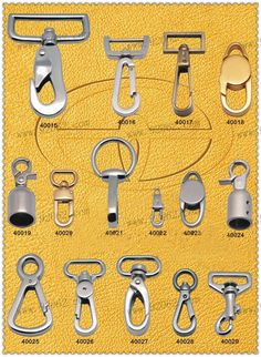 Swivel Hooks For Lanyards Provided By 92062 Accessories