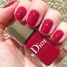 Lipstick Colors, Nail Colors, Mani Pedi, Manicure, Beautiful Nail Polish, Dior Beauty, Nail Polish Collection, Nail Polishes, Nail Arts