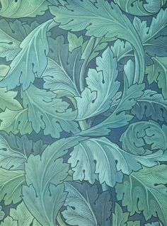 "William Morris, ""Acanthus"""
