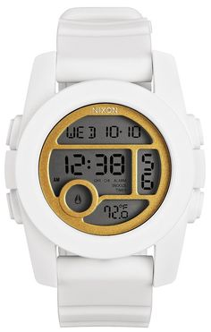 Nixon  Unit 40 Dual Time Alarm Digital A490-1035-00 Women s Watch d72e03c12c3