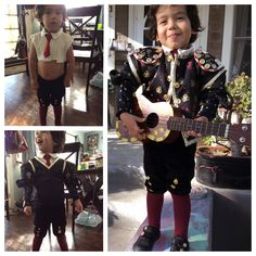 the book of life manolo costume - Google Search