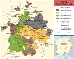 Map of ancient Bavaria.....Hans Coler married Barbara Osterreicherin who was the daughter of Wilhelm Osterreicher (1400'S)....Osterreich means Austrian...this may have been the first Duke of Austria...one of the first of the House of Hapsburg...Marie Antoinette was from the House of Hapsburg.....see FREE ONLINE  Coler Genealogy Book by Historian: S.J. Williams...my 1st/2nd grandmothers on pages 118/121...I remember my 1st great grandmother very well! God Bless you dear grandmother.