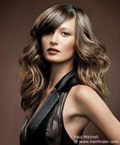 dark brown hair with blonde highlights   Will blonde highlights look okay on Ash brown hair? – Yahoo! Answers