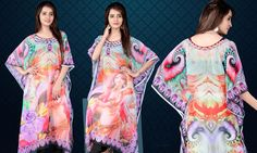 Buying Kaftans online is the best way for everyone. There are many eCommerce websites that include a number of stylish outfits with different shape and size.