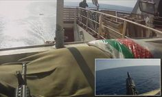 Somali pirates lose deadly gun fight to US security guards | Daily Mail Online