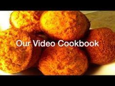 How to Make CornBread Muffin Recipe   Our Video Cookbook #117