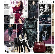 """""""GUCCI"""" by lacybow ❤ liked on Polyvore"""