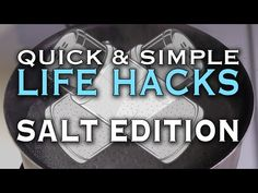 7 Ways You Can Use Salt To Make Your Life So Much Easier! | How Does She