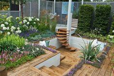 Deck Railing Amp Step Designs On Pinterest Deck Stairs
