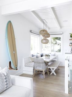 Beach House Tour, Beach House Decor, Beach Houses, Beach Apartment Decor, Modern Beach Decor, Beach House Furniture, Beach Wall Decor, Beach Condo, Ikea
