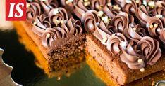 Tätä herkkua riittää isommallekin porukalle. Piece Of Cakes, Baileys, Food And Drink, Baking, Desserts, Recipes, Tailgate Desserts, Deserts, Bakken
