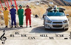 STOP Everything And Watch This Crazy Stunt By OK GO – The Car That Plays 1000 Instruments [Viral Video]