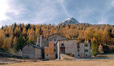 Stazione della Posta, val Poschiavo see you soon! Post, Location, Mount Rainier, Mountains, Switzerland, Places, Nature, Travelling, Destinations