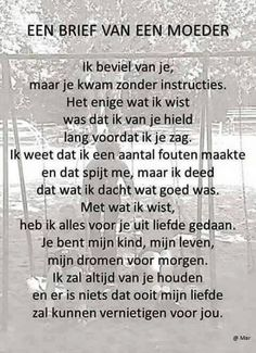 Top Tutorial and Ideas Mama Quotes, Baby Love Quotes, Funny Baby Quotes, Love Of My Live, Love My Kids, Love You, I Love My Daughter, Dutch Quotes, Tutorial