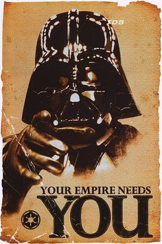 your empire needs you