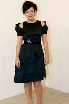 Lily Allen Style & Fashion - File & Pictures (Vogue.com UK)
