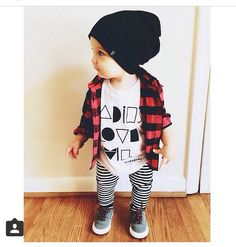 Baby boy style!
