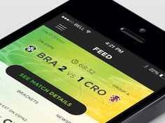 The World Cup App  by Shubh Singhi