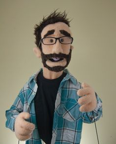 Fuzzhead Puppets