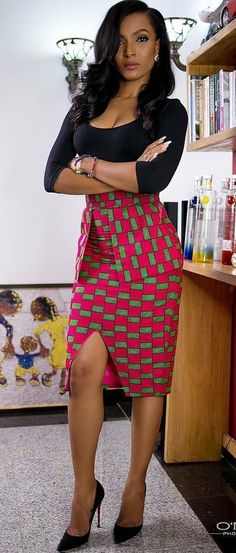 We specialise in custom made african print clothing,african jewellery,shoes and fabric. We specialise in custom made african print clothing,african jewellery,shoes and fabric. African Fashion Skirts, African Fashion Designers, Ghanaian Fashion, African Dresses For Women, African Print Fashion, African Attire, African Wear, African Women, Skirt Fashion