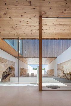 *자연과 합병된 건축물- [marià castelló's island mirage, a duet of nature and design] :: 5osA: [오사]