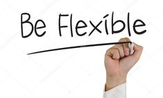 Flexibel — Stockfoto © airdone #62523739 Motivation Wall, Future Jobs, Pitch, Thankful, Challenges, Learning, Live Life, Studying, Teaching