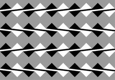 Do the lines actually exist?