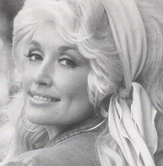 "I think you have to admire someone who can write the best love song of all time ""I Will Always Love You."" AND start a theme park ""Dollywood"". Dolly Parton is a strong, talented woman who inspires."